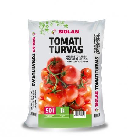 Biolan Augsne tomātiem