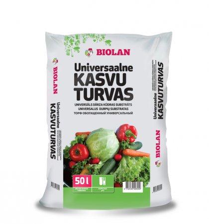 Biolan Universāls dārza kūdras substrāts