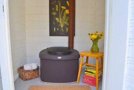 Biolan Kompostēšanas tualete eco