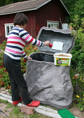 Biolan Kompostētājs AKMENS